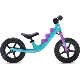 """RoyalBaby RAWR Bici senza pedali 12"""" Bambino, turchese"""